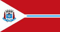 Bandeira da cidade Suzano - SP